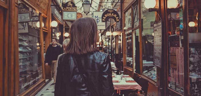 Galería de París