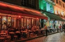 restaurantes en Paris