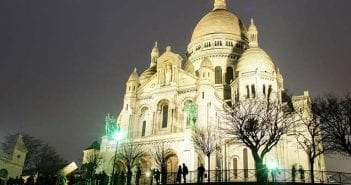 Sagrado Corazon Paris