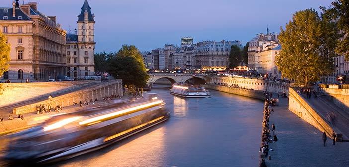 crucero Rio Sena Paris