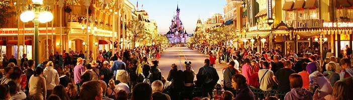 Desfile Disneyland París