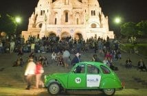 Tour en Citroen 2CV Paris