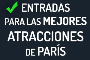 Atracciones de Paris sin colas