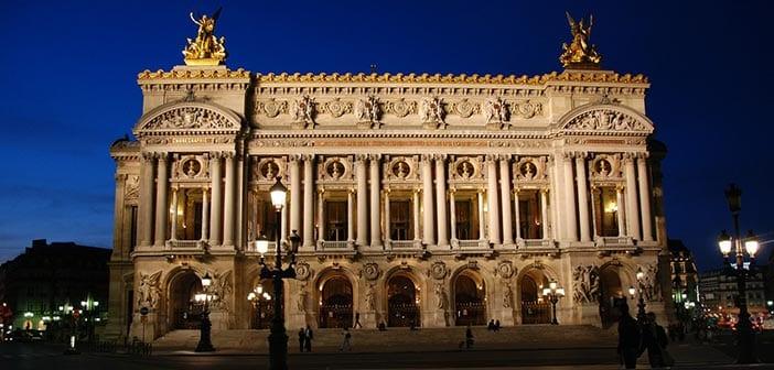 Opera Garnier de Paris