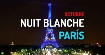 Noche Blanca París Octubre
