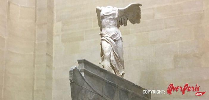 Victoria Samotracia París Louvre