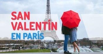 San Valentin Paris Torre Eiffel