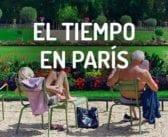El tiempo en París – ¿Qué ropa me llevo?