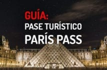 COMO FUNCIONA LA PARIS PASS