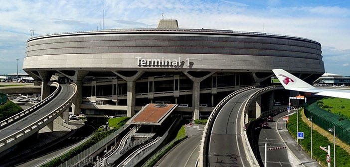 Aeropuerto Charles de Gaulle - Terminal 1