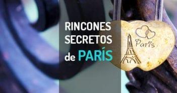Rincones secretos de París