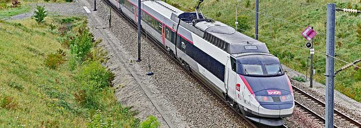 Tren TGV Disneyland Paris
