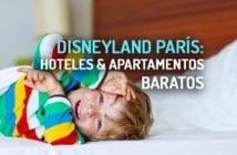 Hoteles Baratos en Disneyland Paris