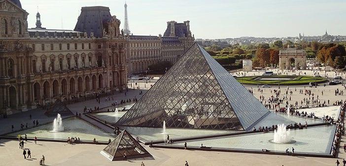 París en 3 días Louvre